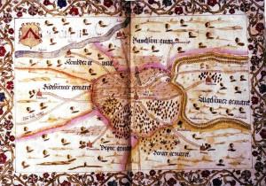 Der Mascop-Plan von Ockenheim